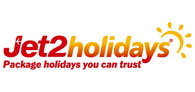 £25 off bookings with Jet2holidays Logo